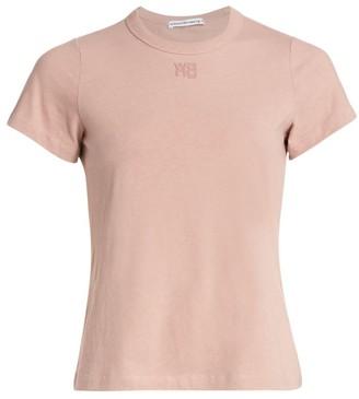 Alexander Wang Foundation Shrunken T-Shirt