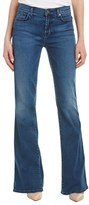 7 For All Mankind Pure Medium Vintage Sateen High-rise Bootcut.