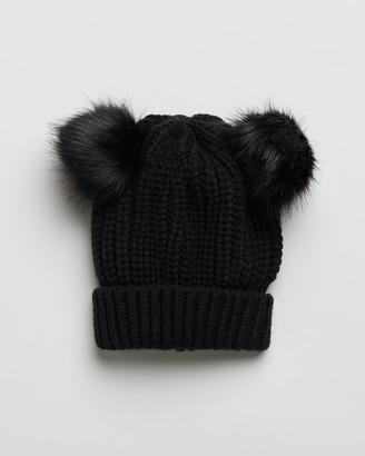 Morgan & Taylor Girl's Hats - Nikita Mini Beanie - Size One Size, 2-4YRS at The Iconic