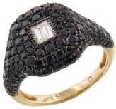 SHAY Pavé Diamond Pinky Ring