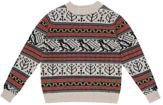 Bonpoint Jacquard wool sweater