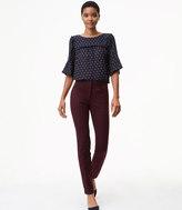 LOFT Tall Skinny Bi-Stretch Ankle Pants in Marisa Fit
