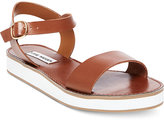 Steve Madden Women's Deluxe Two-Piece Platform Sandals