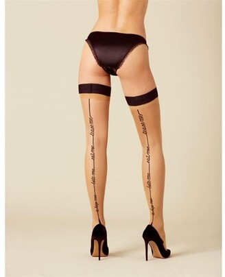 Agent Provocateur Tease Me Hold Up
