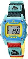 Freestyle Unisex 10022926 Shark Classic Mini Digital Display Japanese Quartz Black Watch