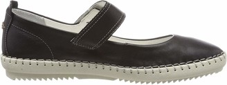 Camel Active ladies Ethnic 71 Mary Jane low shoes
