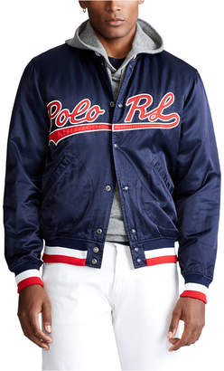 Polo Ralph Lauren Men Polo Rl Baseball Jacket