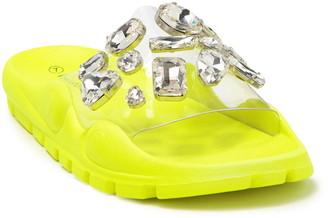Wild Diva Lounge York Slide Sandal