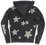 Butter Shoes Girls' Star-Embellished Hoodie - Big Kid