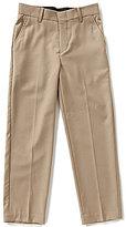 Class Club Big Boys 8-20 Tri-Wool Solid Dress Pants