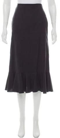 Altuzarra Faulk Wool Skirt w/ Tags