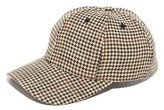 Our Legacy Houndstooth Cap