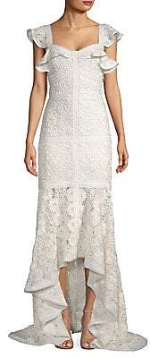 Alexis Women's Zander Lace High-Low Dress