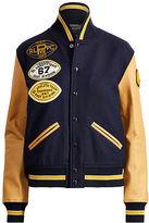 Polo Ralph Lauren Collegiate Wool Bomber Jacket