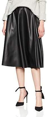 Sisley Women's Skirt Knee-Length Skirt,(Manufacturer Size: 44)