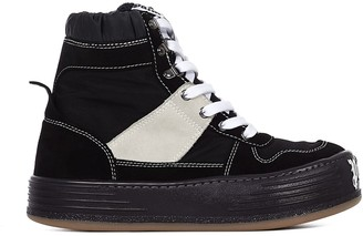 Palm Angels Snow High Top Sneakers