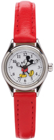 Disney Petite Mickey Red TA56750 Watch