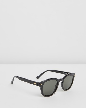 Le Specs Men's Black Square - Conga - Size One Size at The Iconic