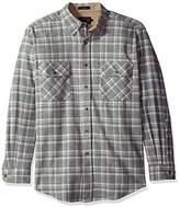 Pendleton Men's Long Sleeve Maverick Merino Wool Shirt
