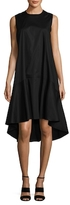 Lucca Couture Addison Flared Cotton Dress