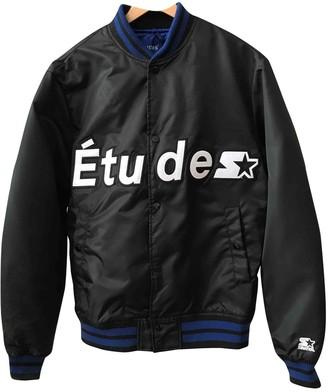 Etudes Studio Black Polyester Jackets