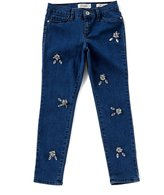 Jessica Simpson Big Girls 7-16 Kiss Me Jewels Jeans