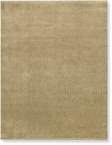 Williams-Sonoma Williams Sonoma Geo Moon Hand Knotted Rug, Neutral