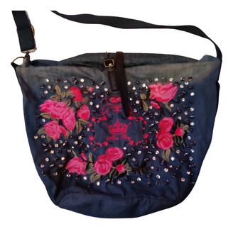 Mia Bag Multicolour Denim - Jeans Handbags