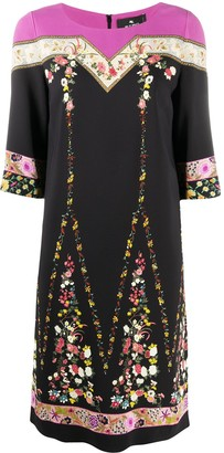 Etro Floral Embroidered Dress