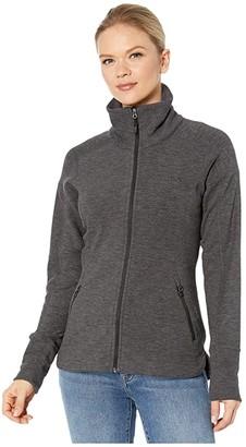Marmot Pisgah Fleece Jacket (Black) Women's Coat