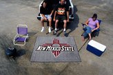 FANMATS 4227 New Mexico State University Tailgater Rug