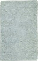 Surya AROS11-268 Spa Blue Aros Collection Rug - 2 Ft 6 Inches x 8 Ft