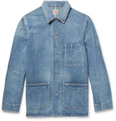 Chimala Distressed Denim Chore Jacket