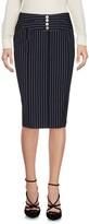 Metradamo Knee length skirts - Item 35323055
