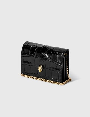 Alexander McQueen Card Holder On Chain