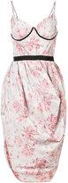 Brock Collection Deandra dress - women - Silk/Polyester/Cotton - 0
