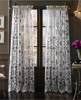 """J Queen New York Tango Sheer 50"""" x 63"""" Window Panel"""
