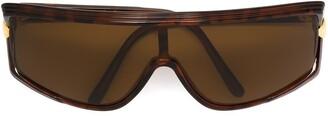 Emanuel Ungaro Pre Owned Tortoiseshell Sunglasses