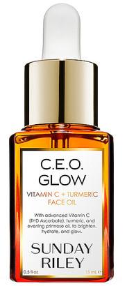 Sunday Riley Travel C.E.O. Glow Vitamin C + Turmeric Face Oil