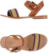 Mellow Yellow Sandals