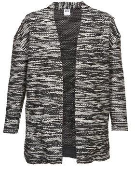 Vero Moda NELLA women's Cardigans in Grey