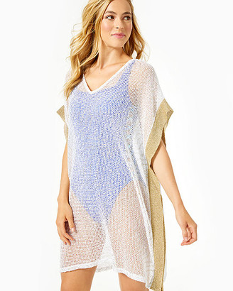 Lilly Pulitzer Ellio Mesh Cover-Up