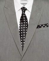 Le Château Polka Dot Skinny Tie