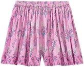 Pink Chicken Mimi Shorts (Toddler/Kid) - Bubblegum/Artichoke - 5 Years