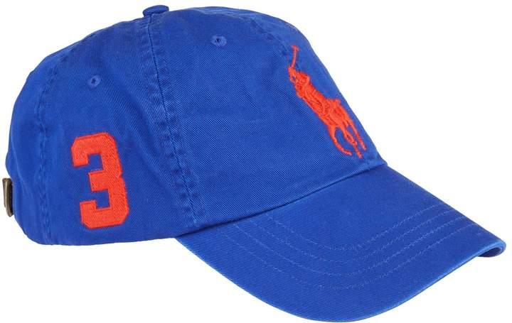 8dec10e419b43 Polo Ralph Lauren Big Pony Hat - ShopStyle