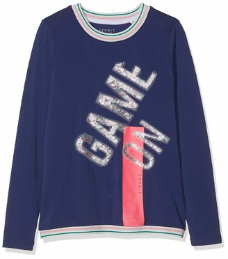 Esprit Girl's Rp1009507 T-Shirt Long Sleeves Top