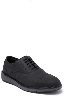 Swims Motion Leather Cap Toe Oxford