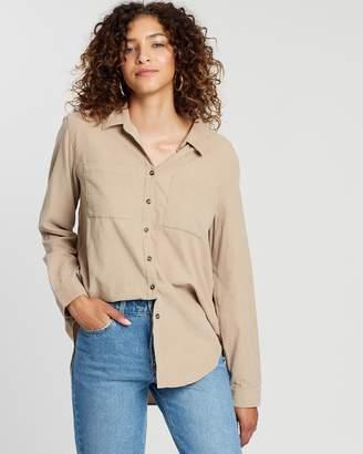 Rusty Strum Long Sleeve Shirt
