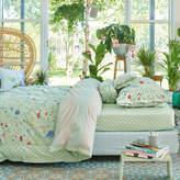 Pip Studio Hummingbirds Light Green Duvet Cover