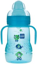 Mam Trainer Bottle with Handles - Blue - 8 oz